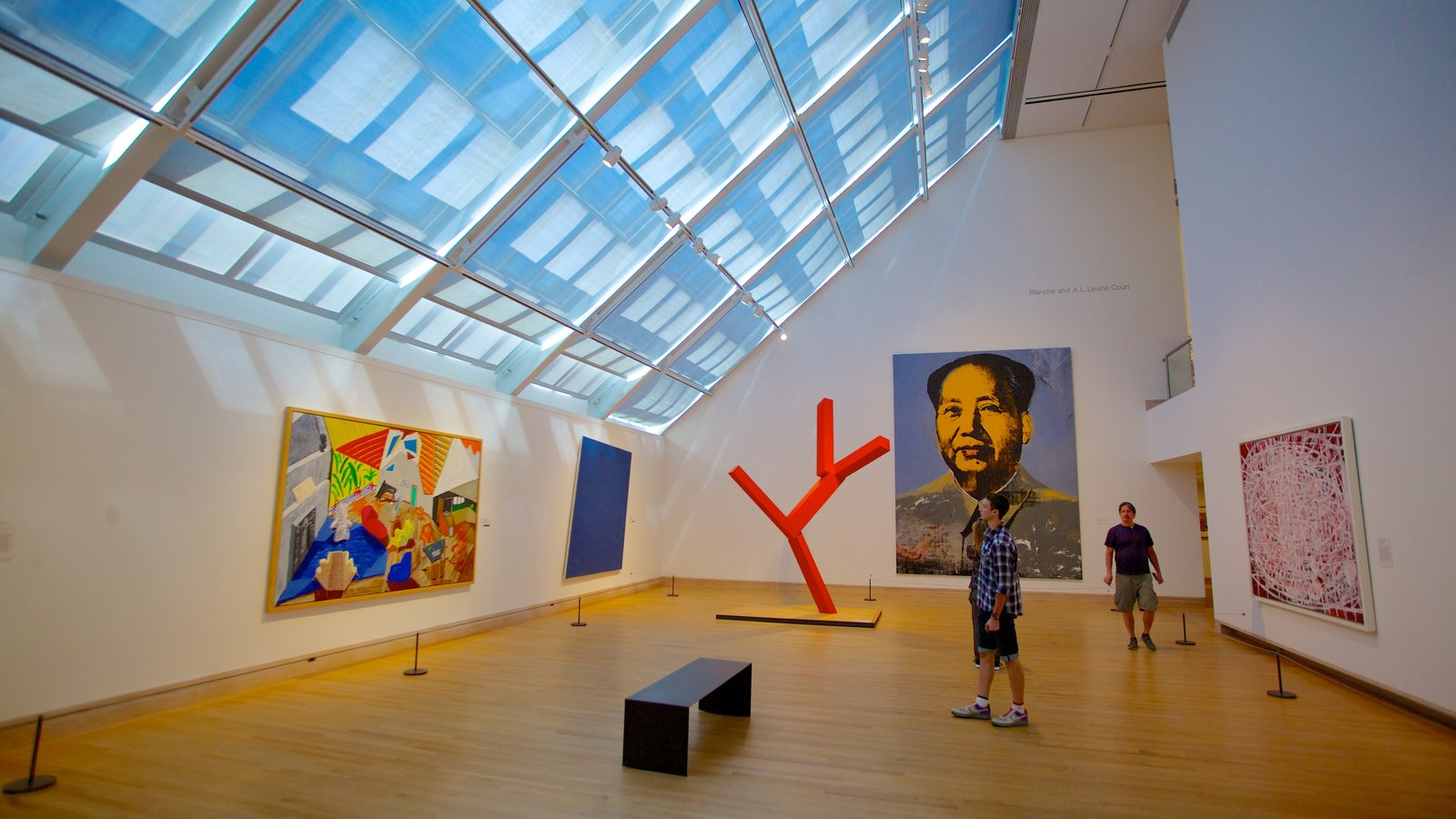 museum of modern art and prominent Moma is a place that fuels creativity, ignites minds, and provides inspiration its extraordinary exhibitions and collection of modern and contemporary art are dedicated to helping you understand and enjoy the art of our time.