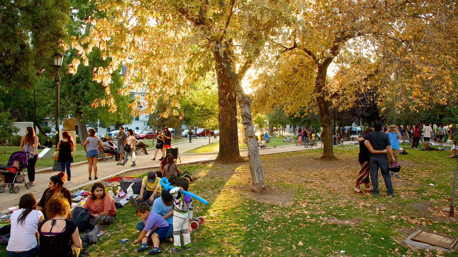 Gardens & Parks Pictures: View Images of Chile