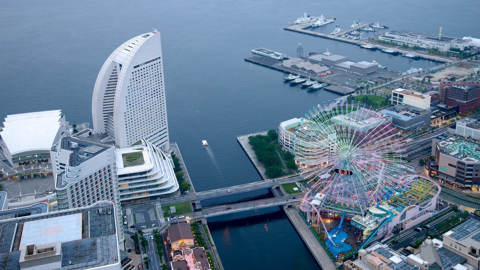 Modern Architecture Pictures View Images Of Yokohama