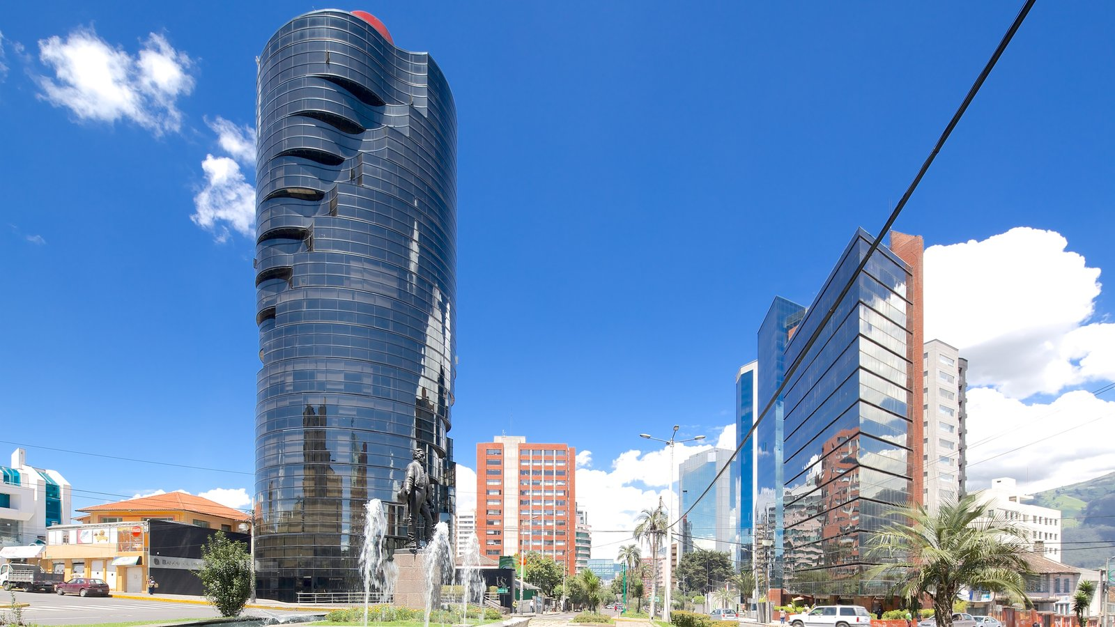 Modern architecture pictures view images of ecuador for Www architecture