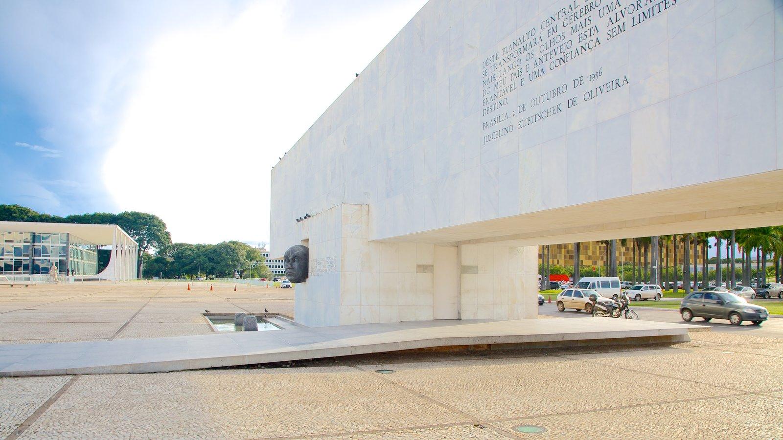 Brasília que inclui uma cidade
