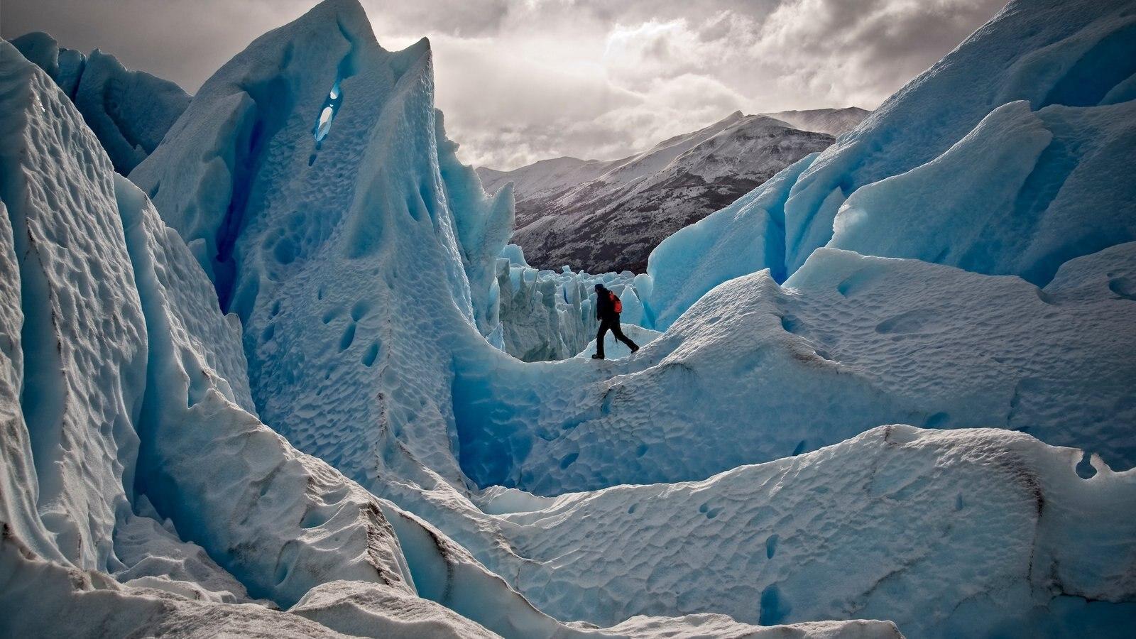 Argentina que inclui escalada ou caminhada e neve