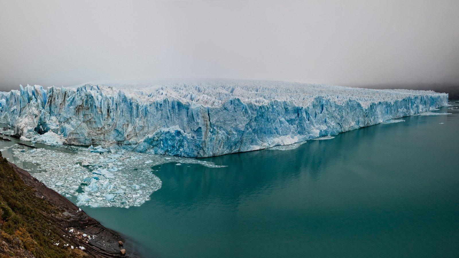 Argentina mostrando neve