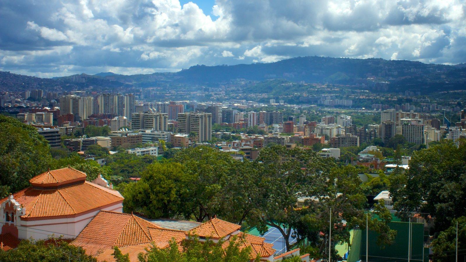 Caracas mostrando uma cidade