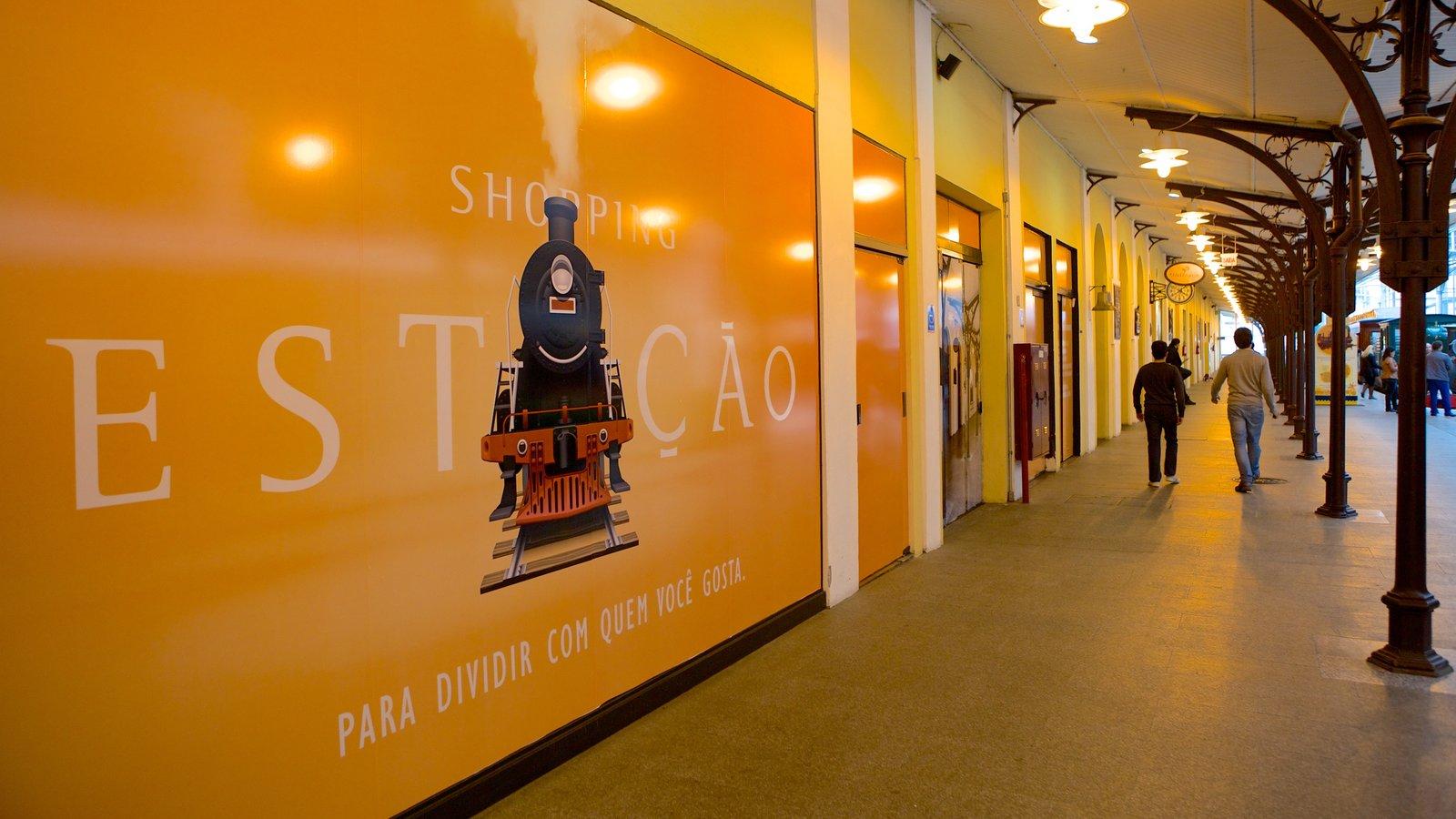 Museu da Ferrovia mostrando sinalização