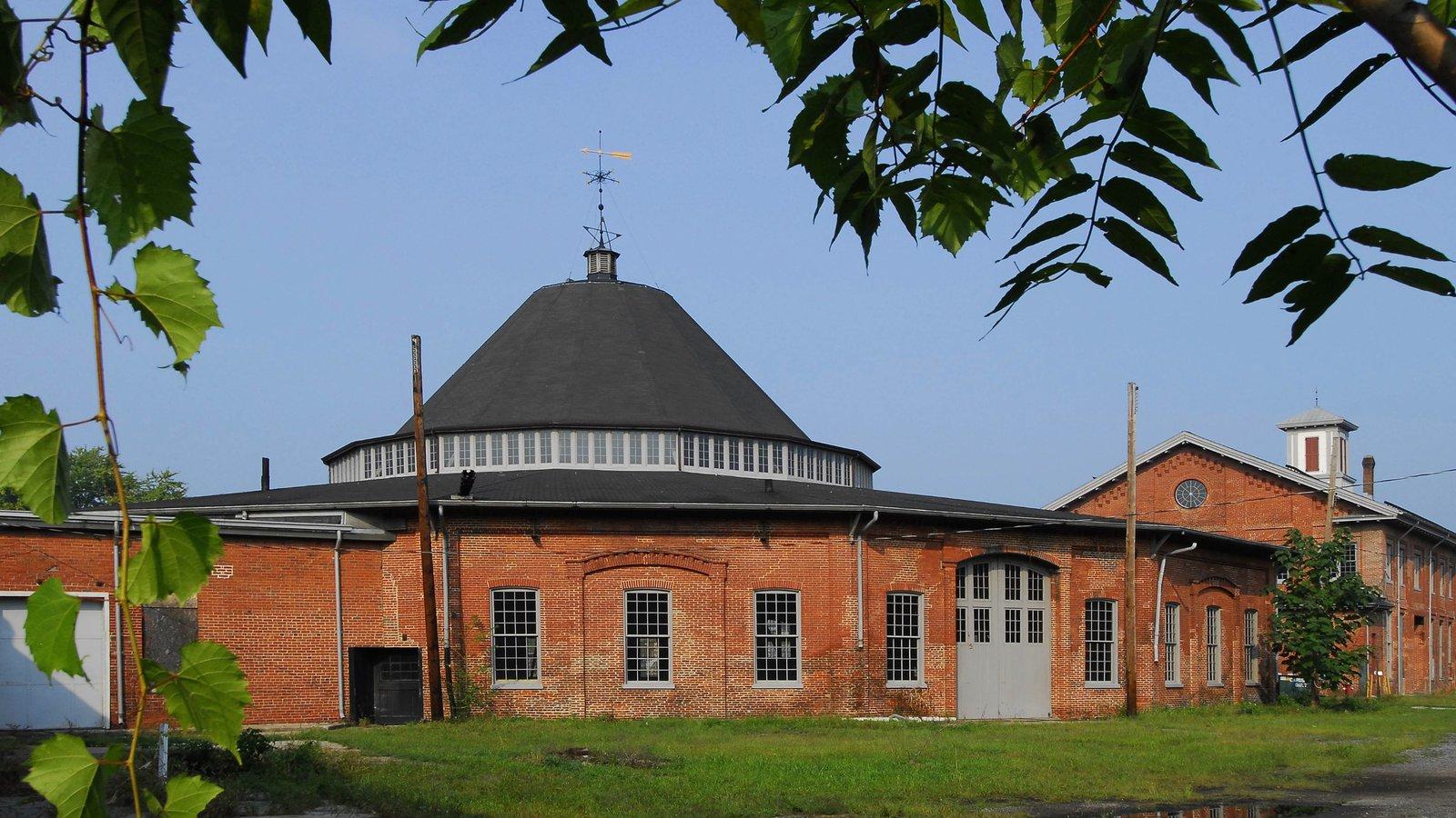 Martinsburg mostrando patrimonio de arquitectura