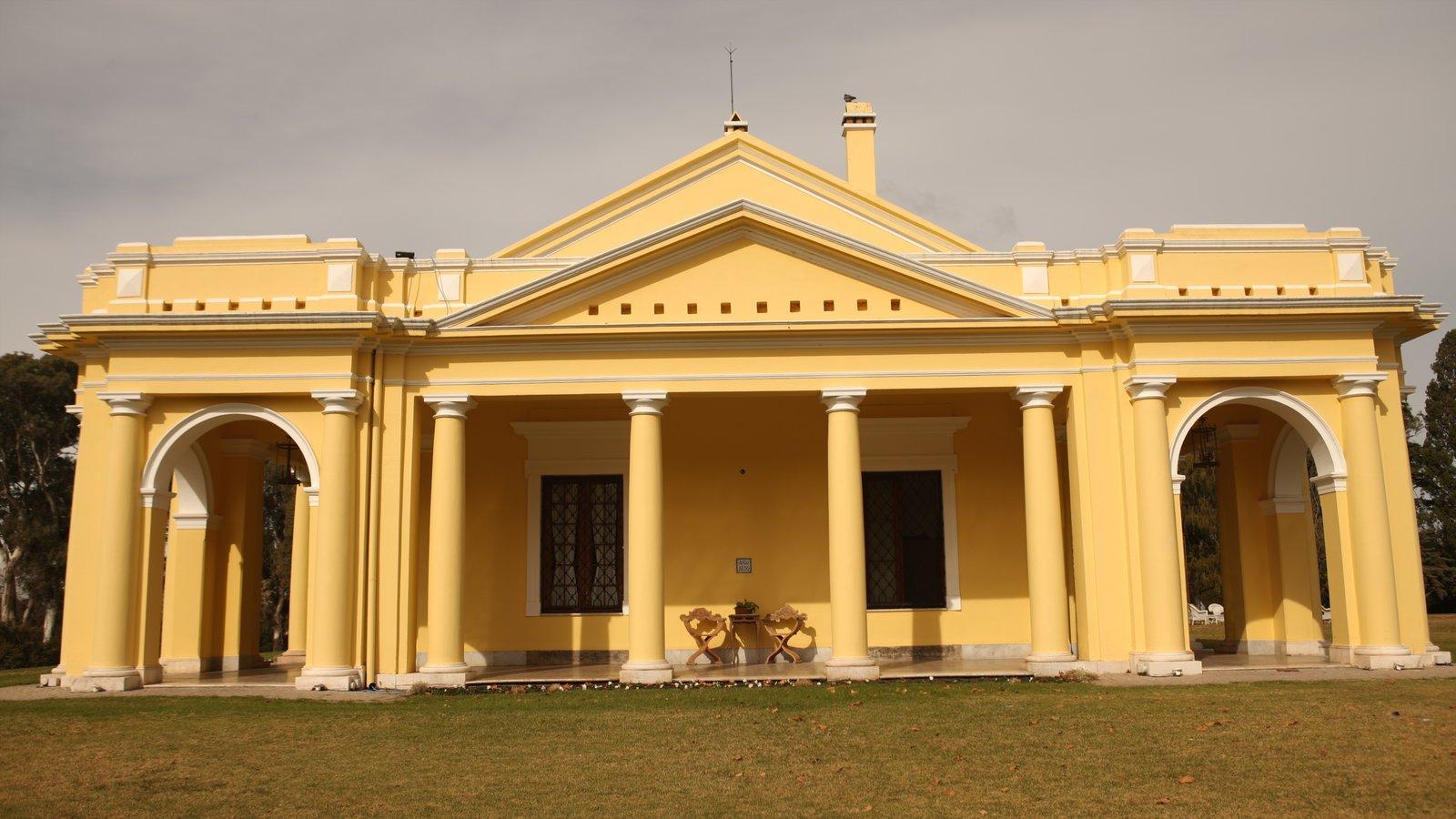 Cordoba caracterizando um hotel e arquitetura de patrimônio