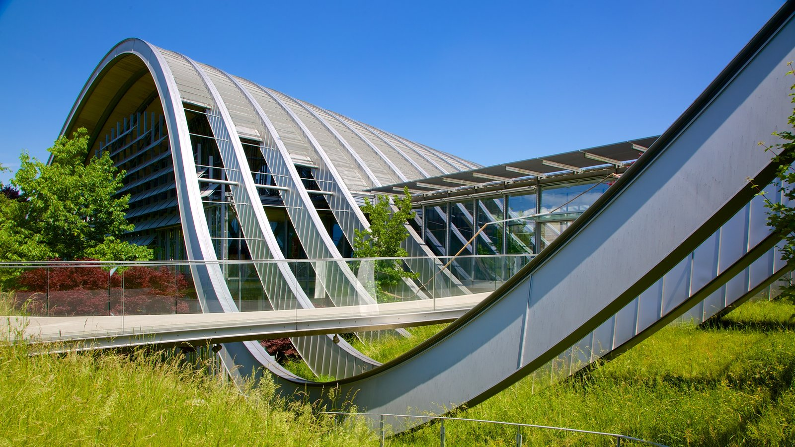 Modern Architecture Museum modern architecture pictures: view images of western switzerland