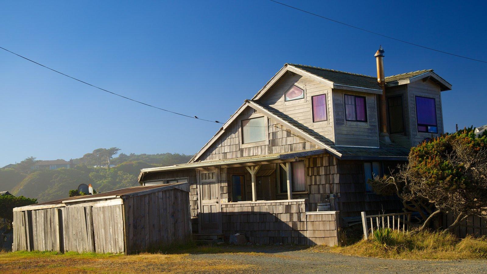 Bandon caracterizando uma casa