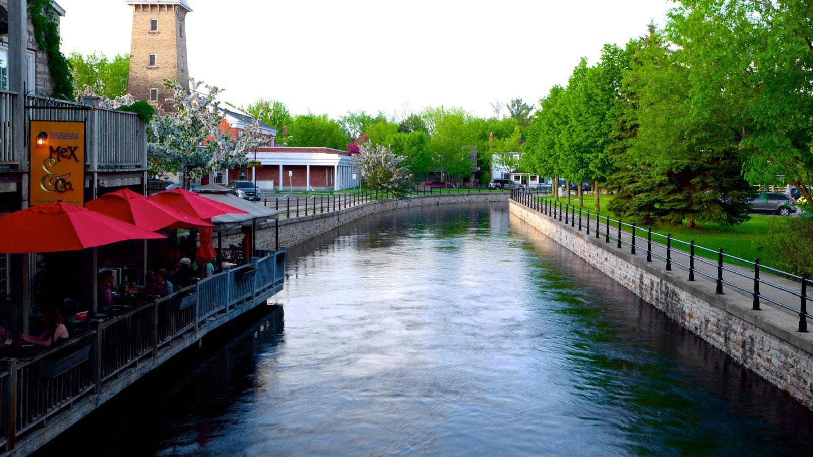 Perth que inclui um rio ou córrego
