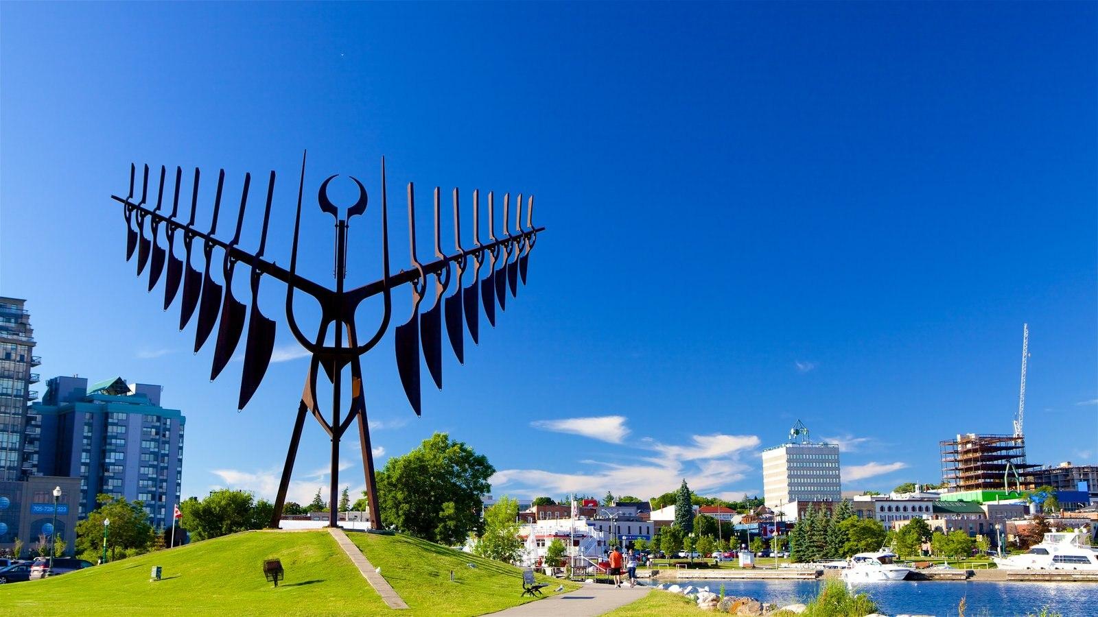 Barrie - Orillia ofreciendo arte y arte al aire libre