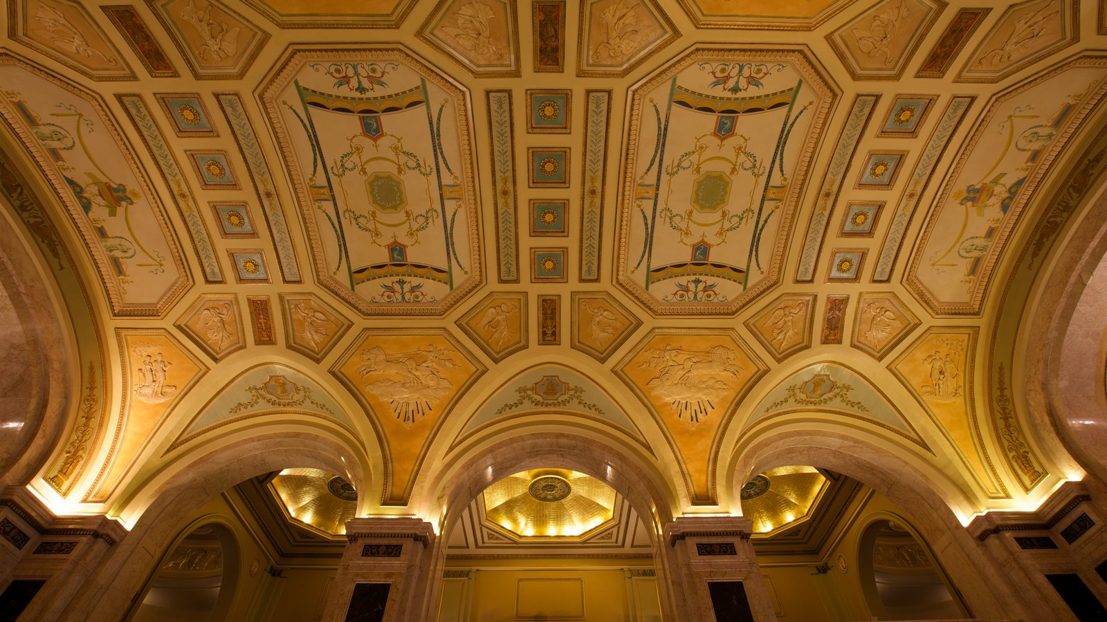 Hershey Theater caracterizando cenas de teatro, vistas internas e arquitetura de patrimônio