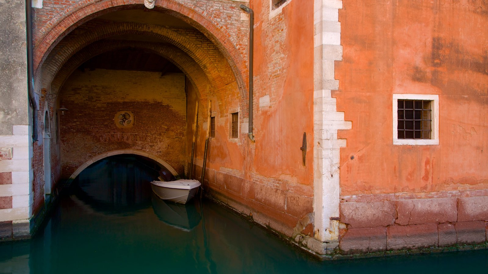 San Marco featuring a river or creek and heritage architecture