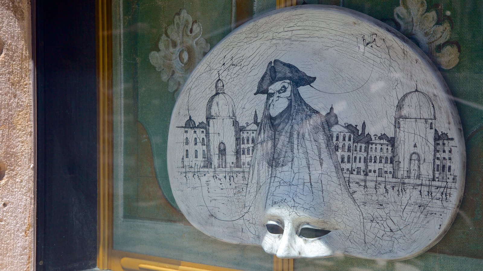 Dorsoduro featuring art