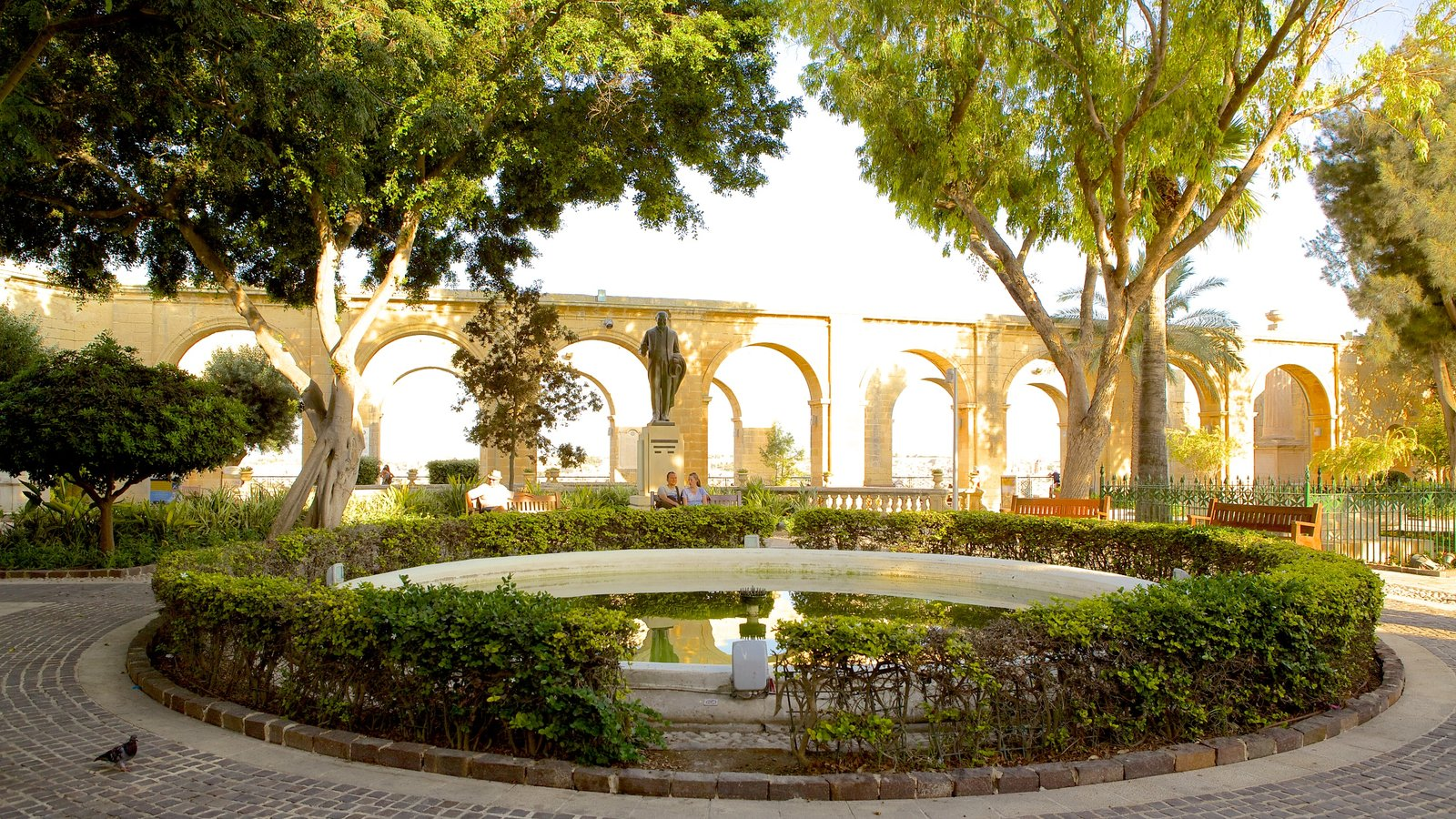 Upper Barrakka Gardens Pictures View Photos Images Of