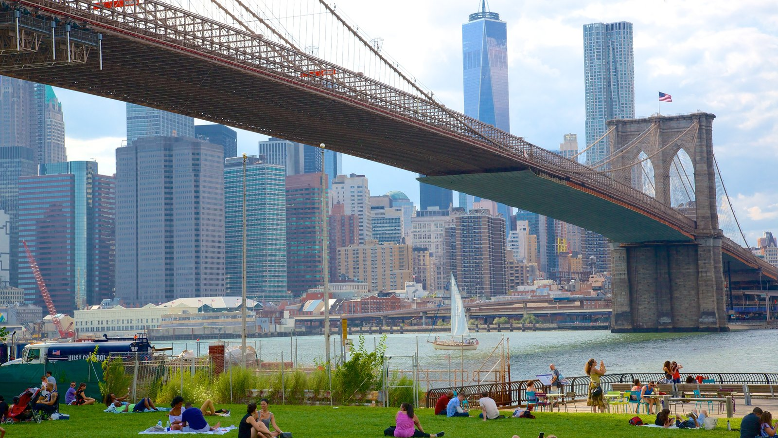 Gardens parks pictures view images of brooklyn bridge park brooklyn bridge park malvernweather Gallery