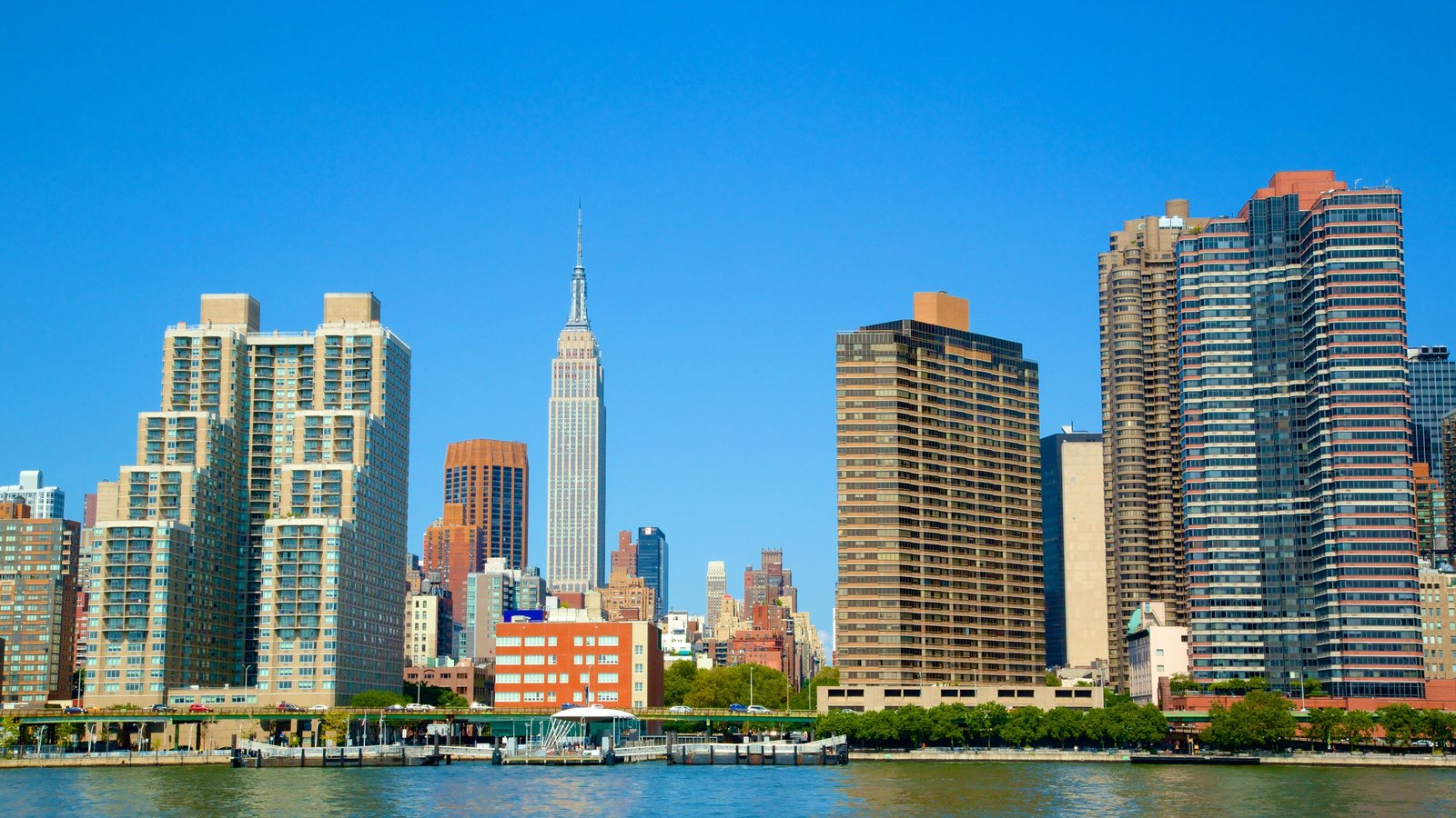 Midtown caracterizando uma cidade