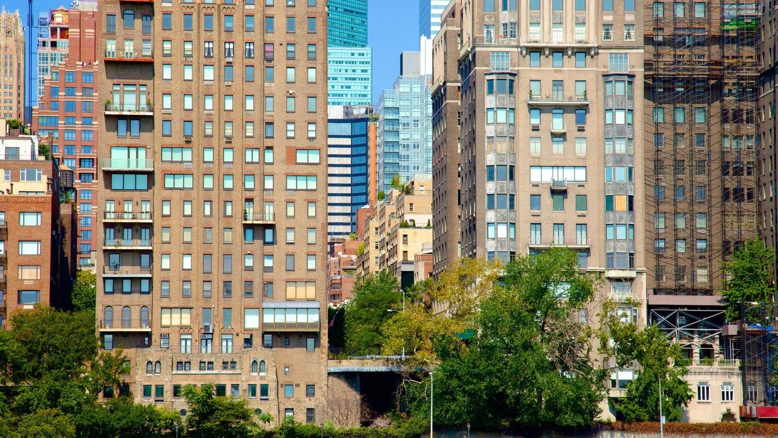 Midtown mostrando uma cidade