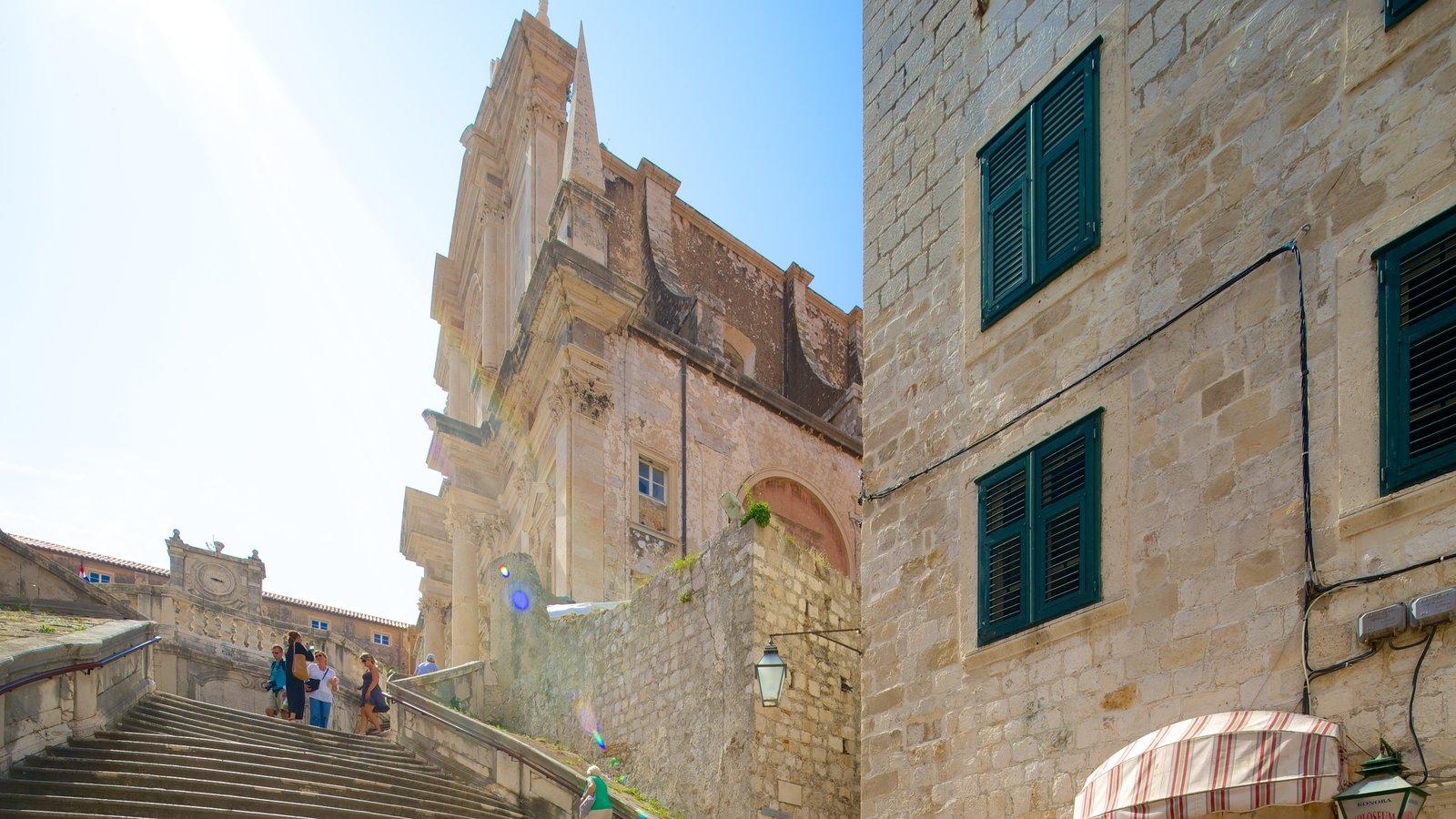 Church of St. Ignatius featuring heritage elements