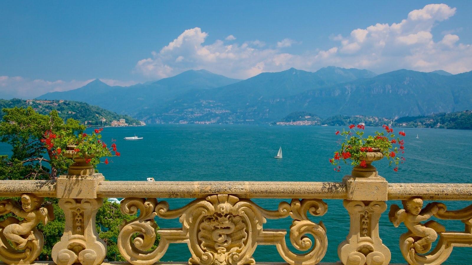 Como featuring views and general coastal views