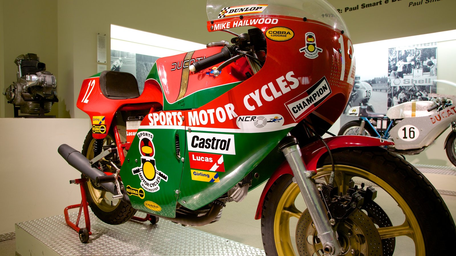 museum pictures: view images of ducati museum