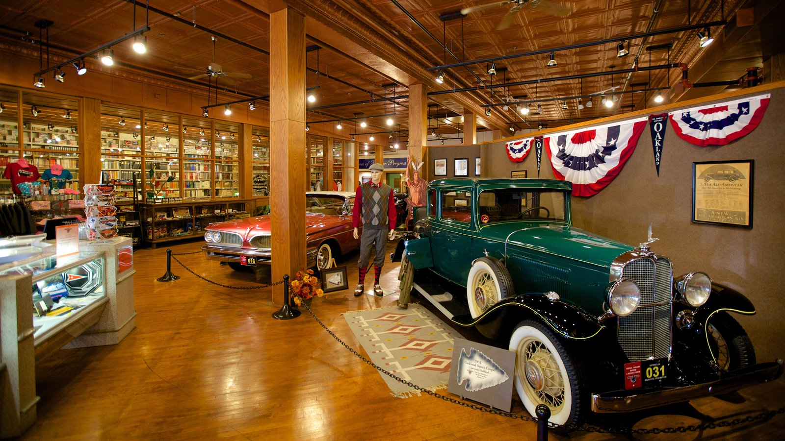Museum Pictures: View Images of Pontiac-Oakland Automobile Museum