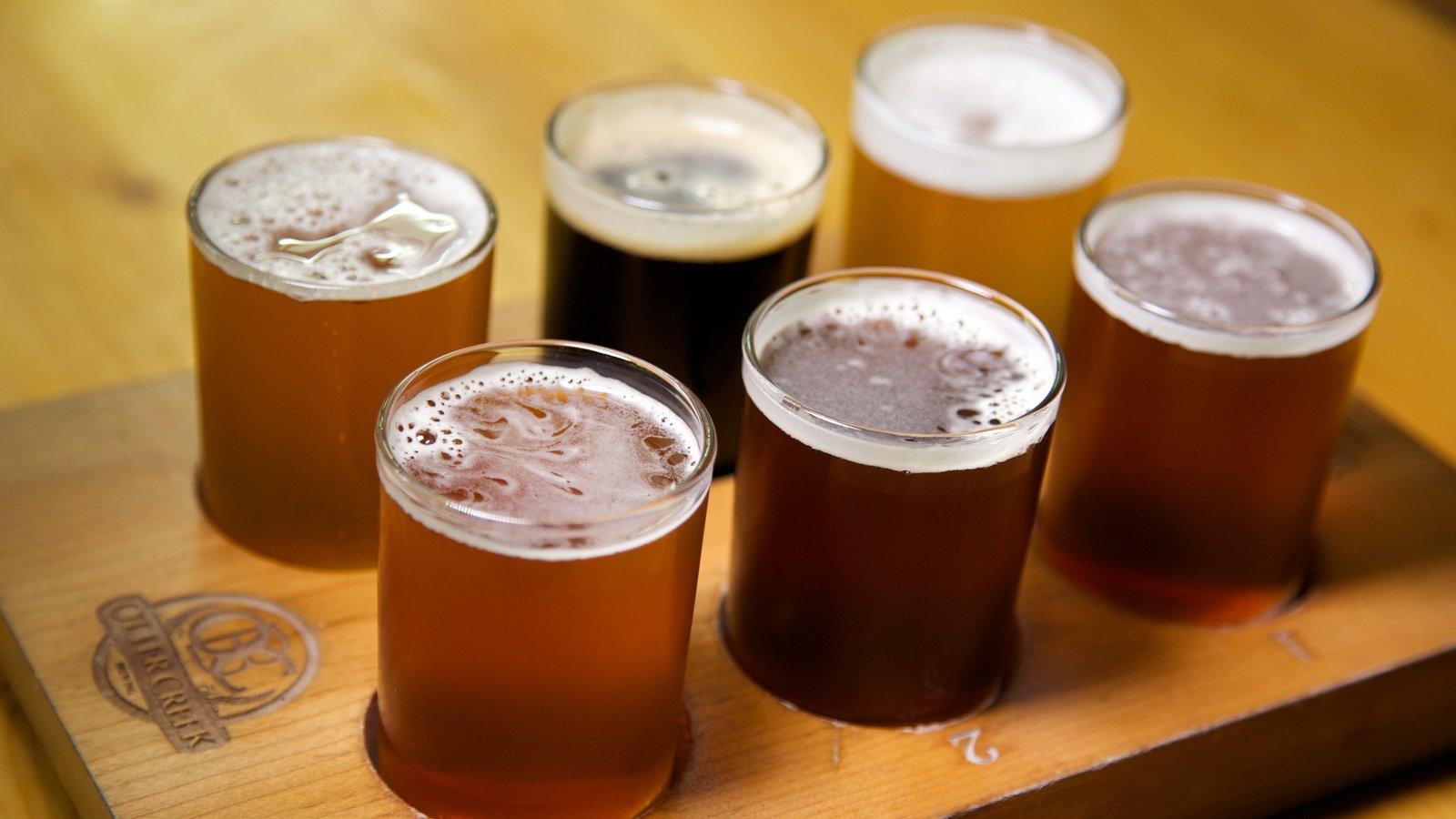 Vermont Septentrional ofreciendo refrescos o bebidas