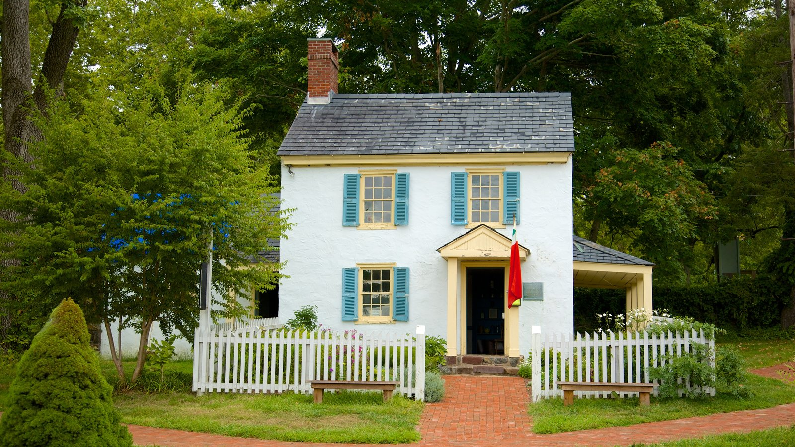 washington crossing dating site Mcconkey ferry inn, one of the still existing buildings from 1776 photograph courtesy of michelle matz, washington crossing historic park.