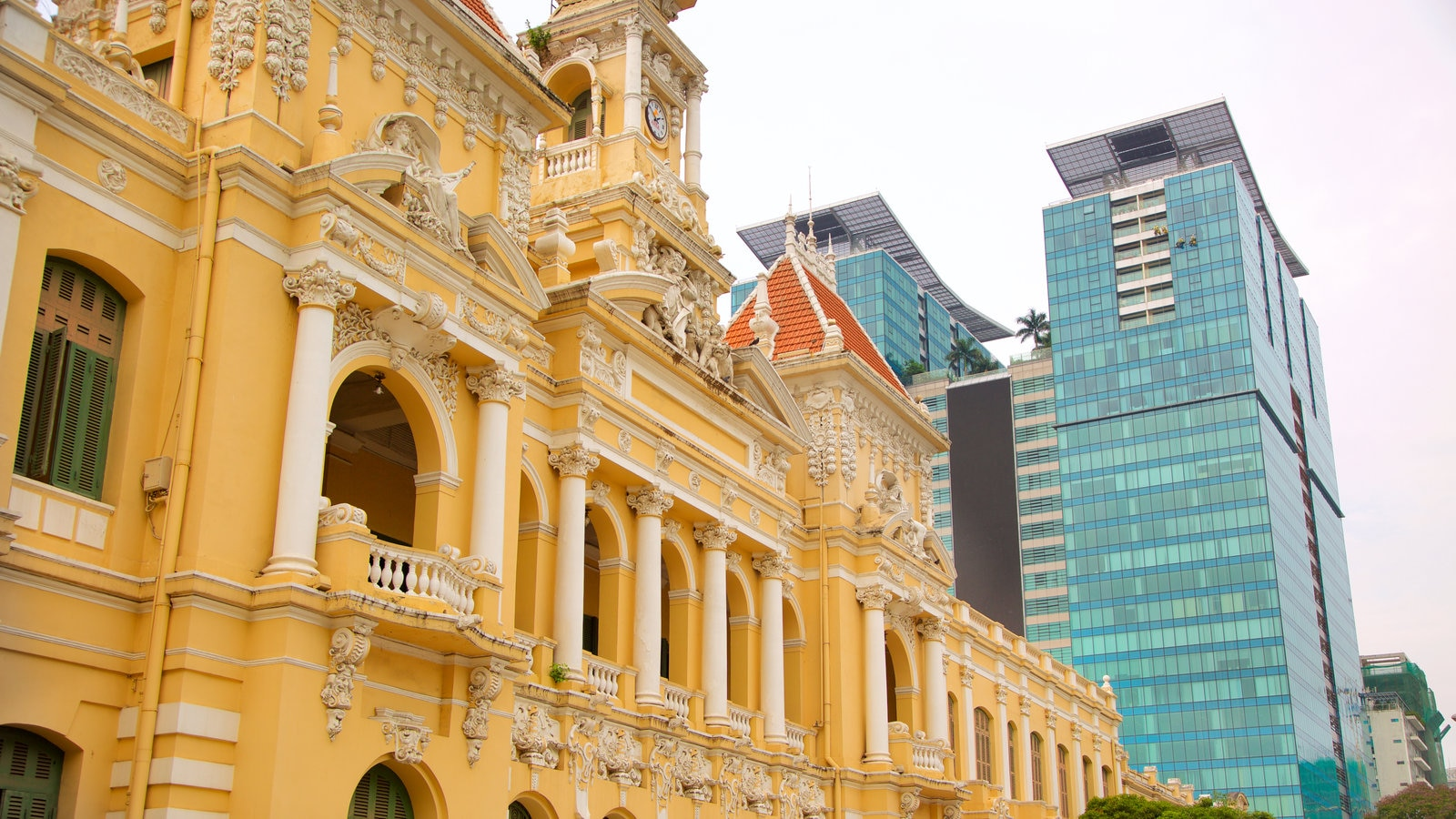 Modern Architecture City modern architecture pictures: view images of ho chi minh city