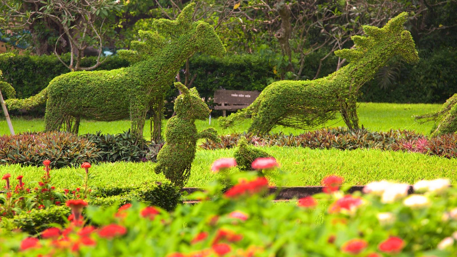 Saigon Zoo And Botanic Garden Pictures View Photos: garden city zoo