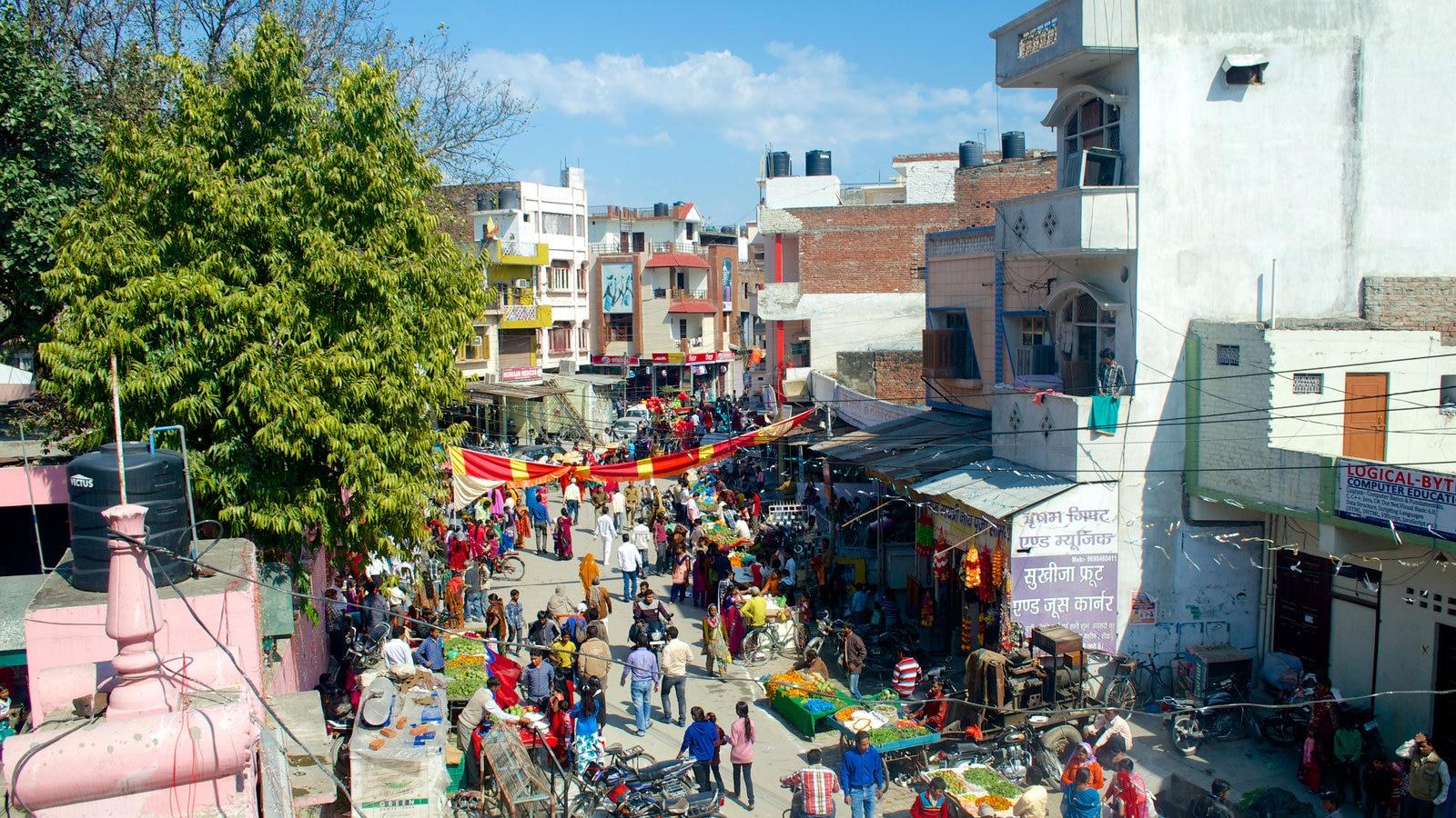 Hd wallpaper uttarakhand - Uttarakhand Which Includes Shopping A City And Markets