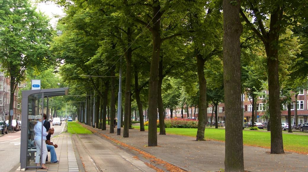 Amsterdam sørøst fasiliteter samt park