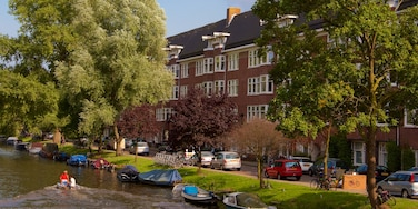 Amsterdam Southeast which includes boating and a river or creek
