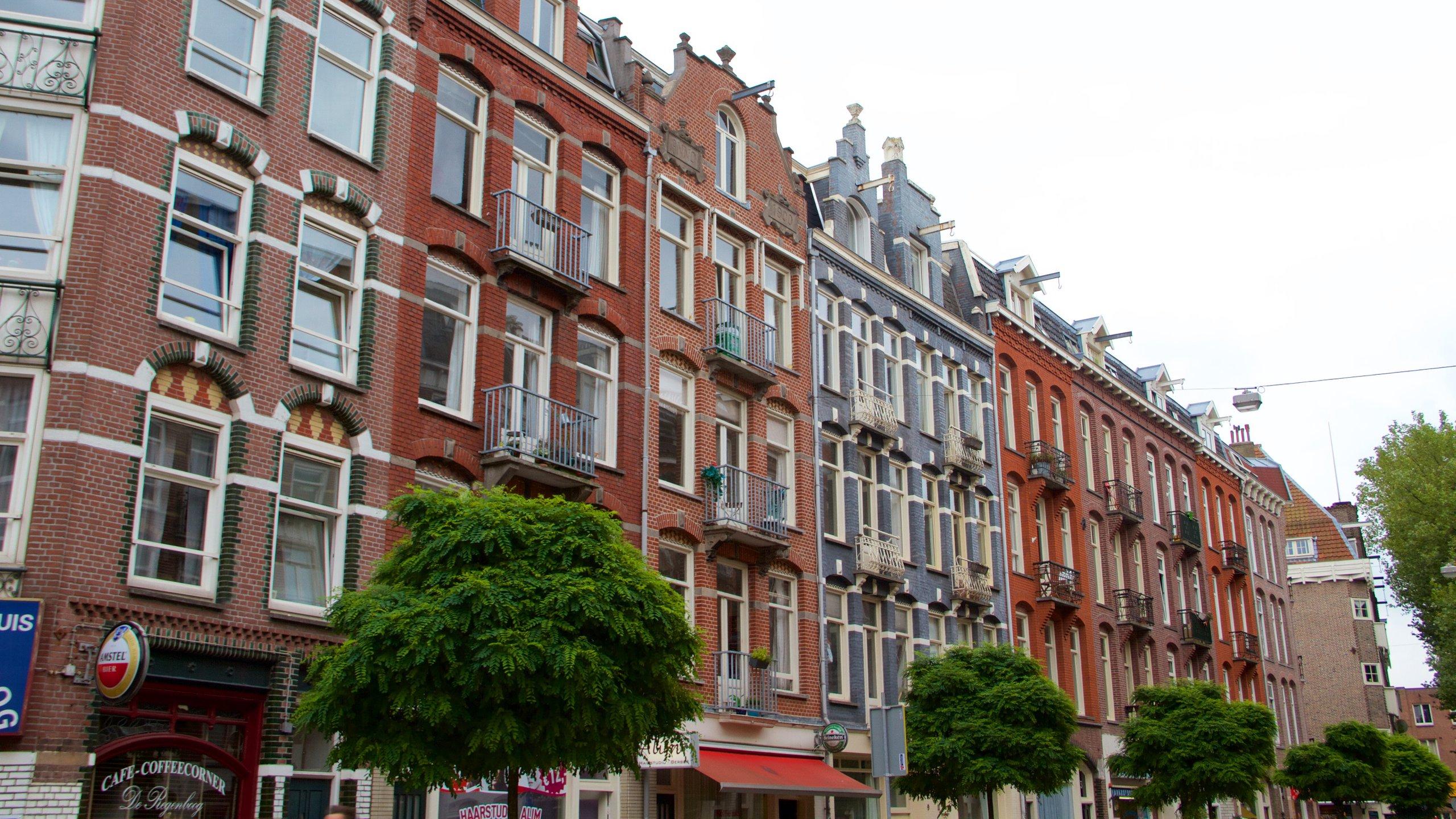 De Pijp, Amsterdam, North Holland, Netherlands