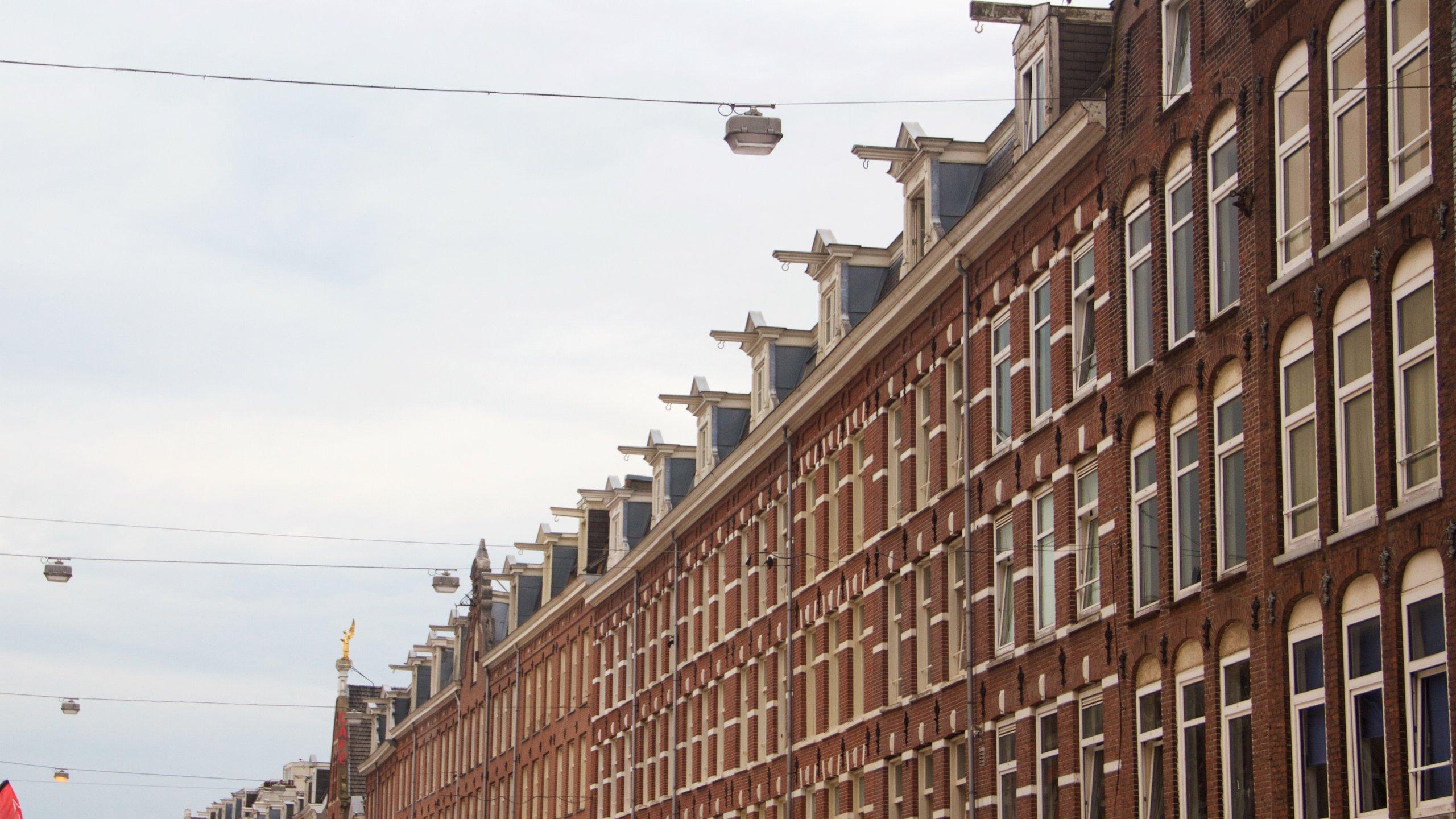 Albert Cuyp Markt, Amsterdam, Nordholland, Niederlande