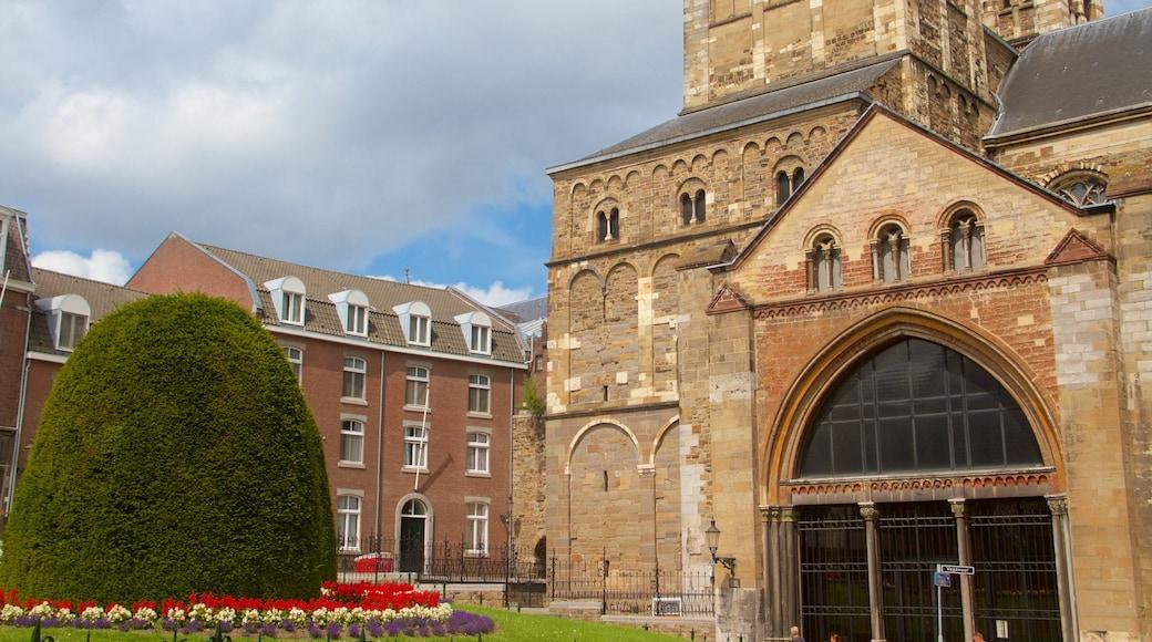 St. Janskerk che include chiesa o cattedrale, oggetti d\'epoca e architettura d\'epoca