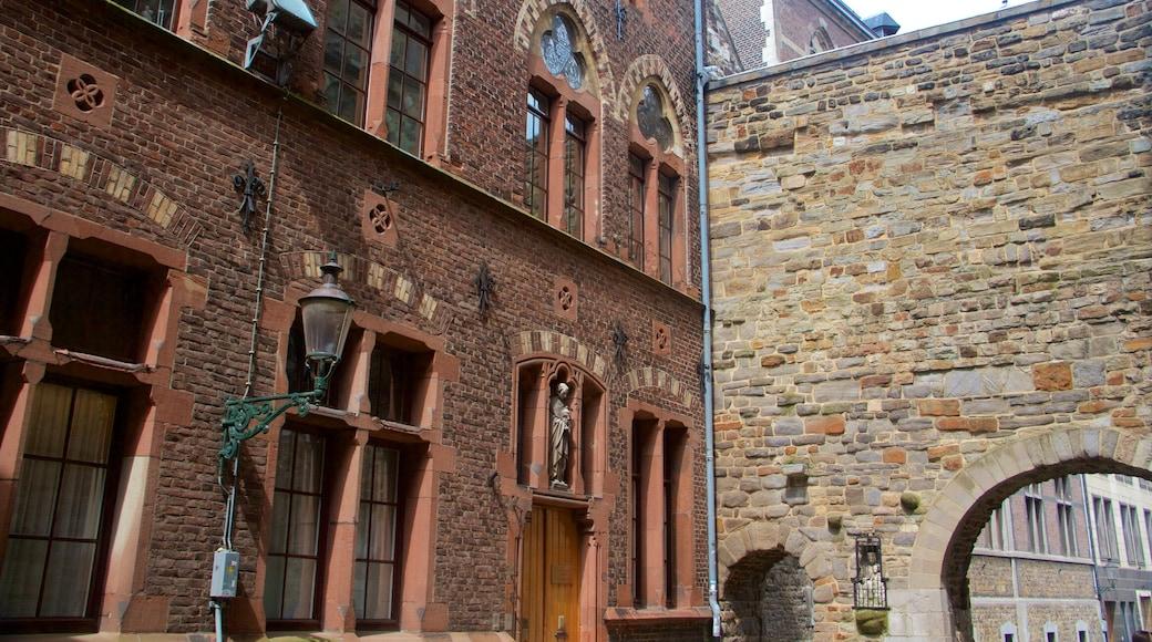 St. Janskerk mit einem historische Architektur