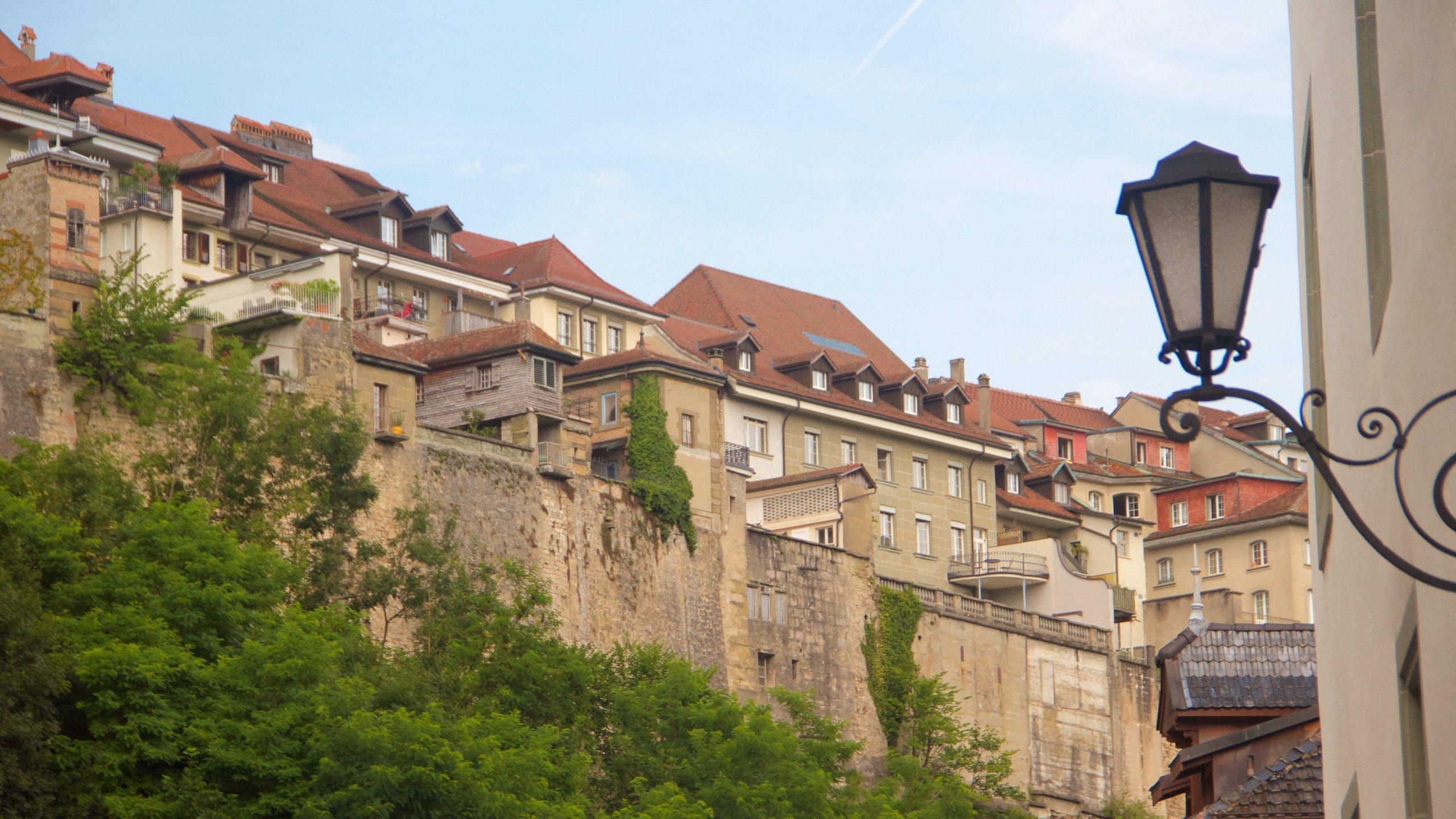 La Sarine District, Canton of Fribourg, Switzerland