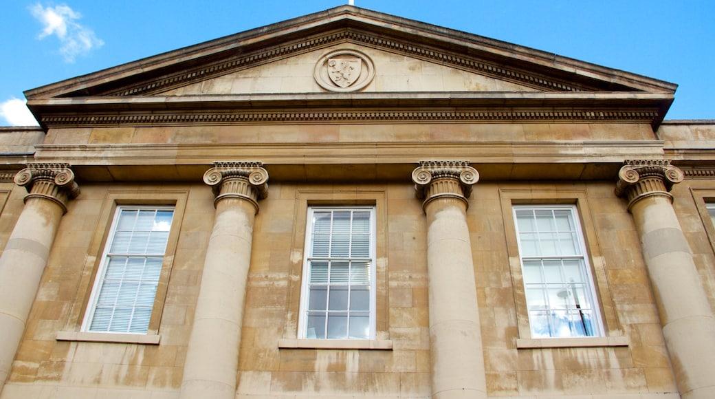 Cambridgeshire featuring heritage architecture