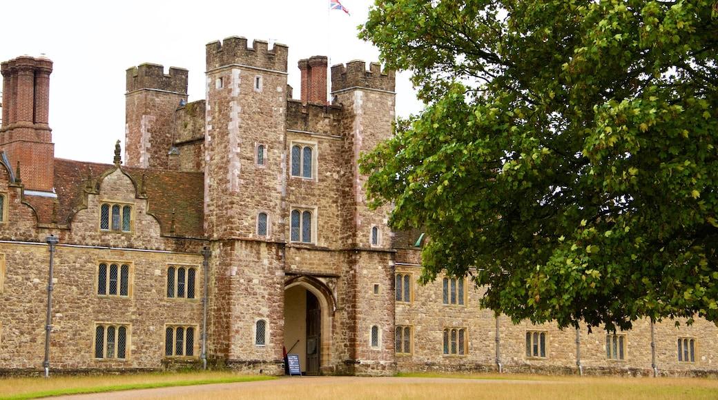 Knole bevat historisch erfgoed, historische architectuur en een kasteel