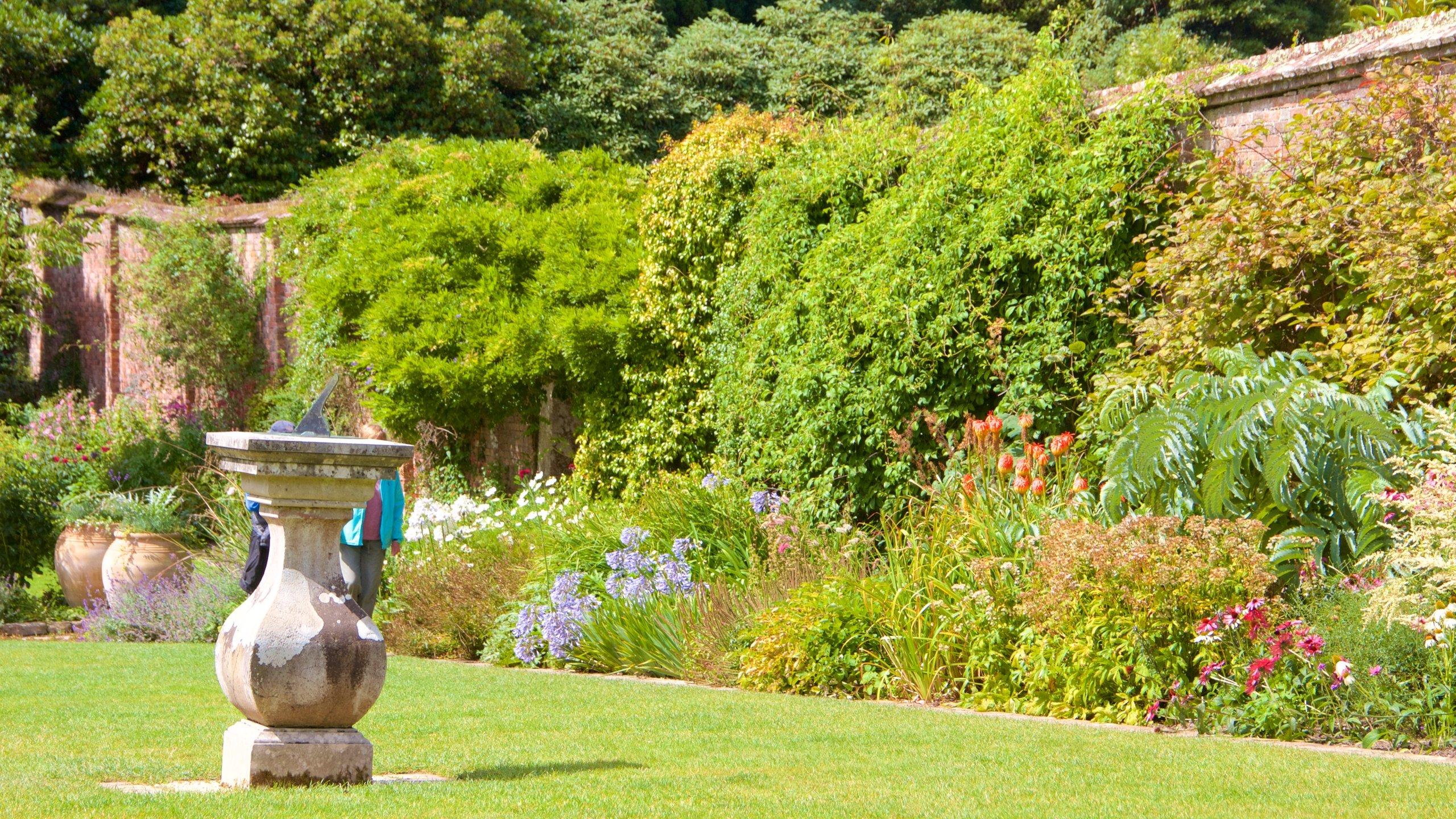 The Lost Gardens of Heligan, St. Austell, England, Großbritannien