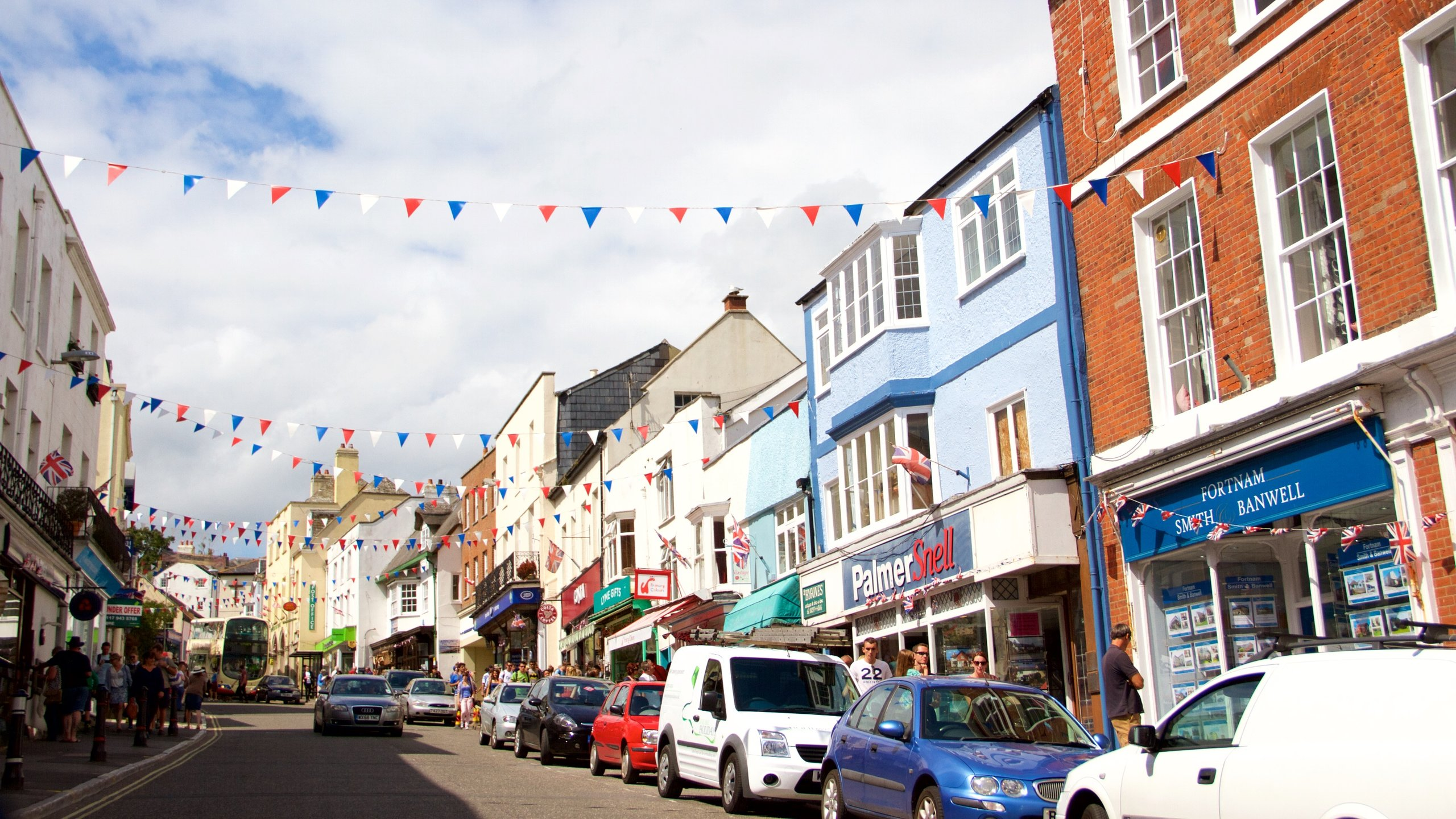Lyme Regis, Anglia, Wielka Brytania