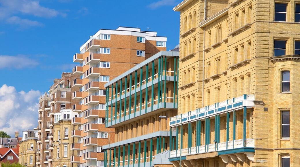 Palmeira Mansions das einen Stadt