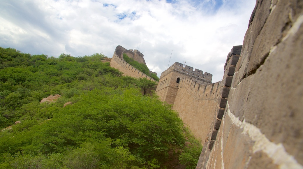 Beijing which includes a monument and heritage elements
