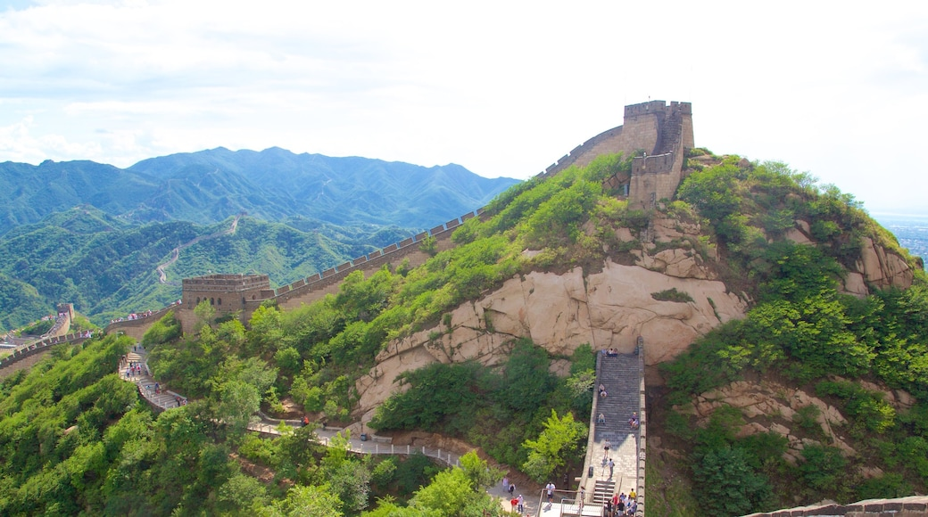 Beijing showing landscape views, a monument and heritage elements