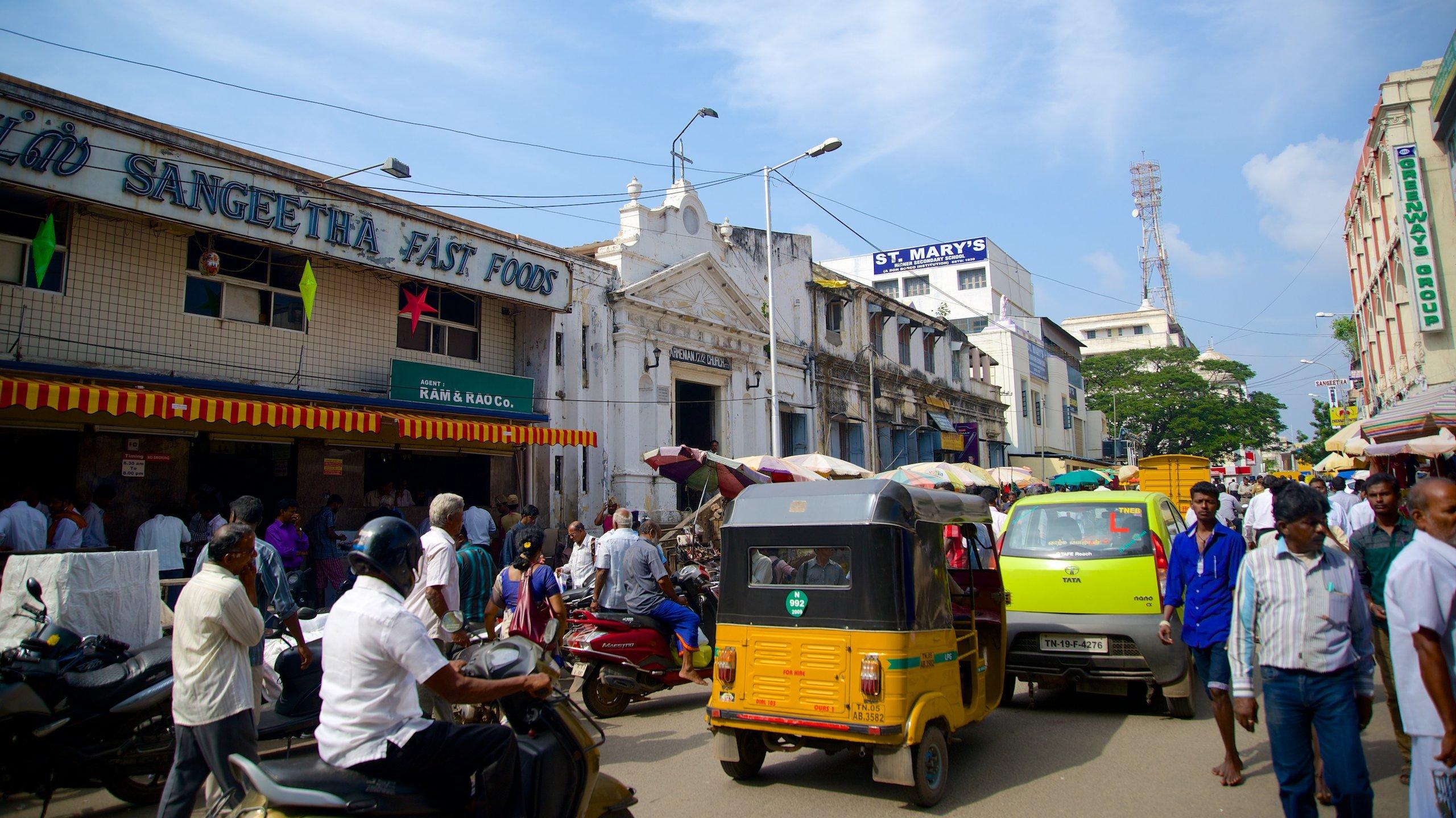 Central Chennai, Chennai, Tamil Nadu, Indien