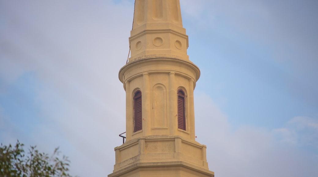Nhà thờ St. Andrew\'s có tính năng di sản và nhà thờ