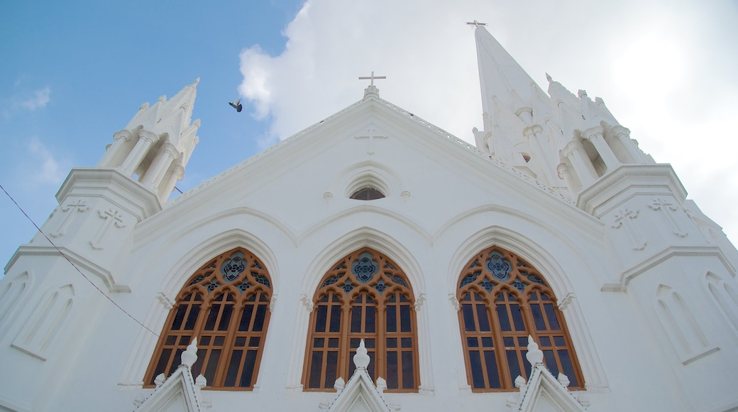 San Thome Cathedral which includes a church or cathedral