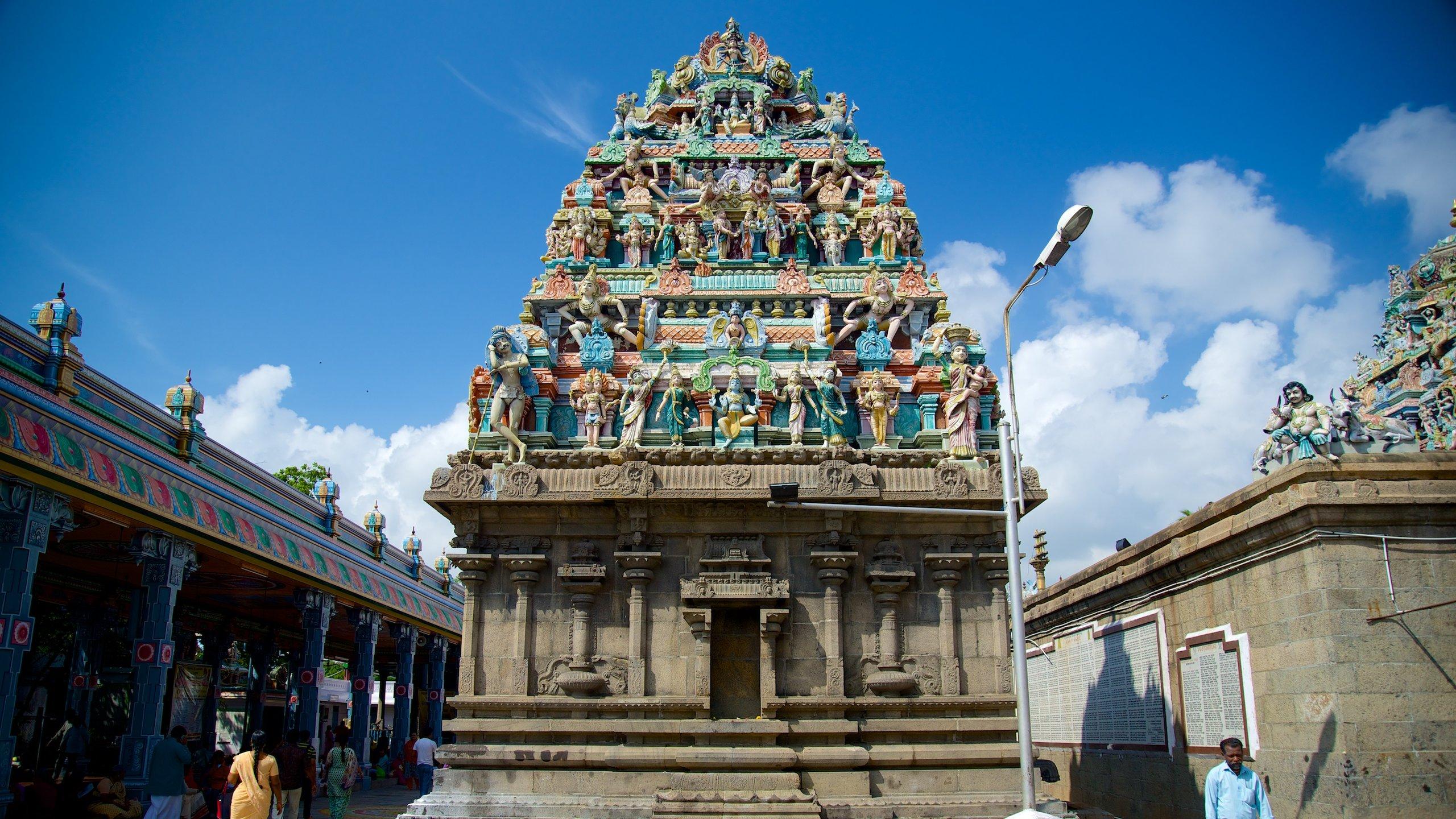 Kapalishvara-Tempel, Chennai, Tamil Nadu, Indien