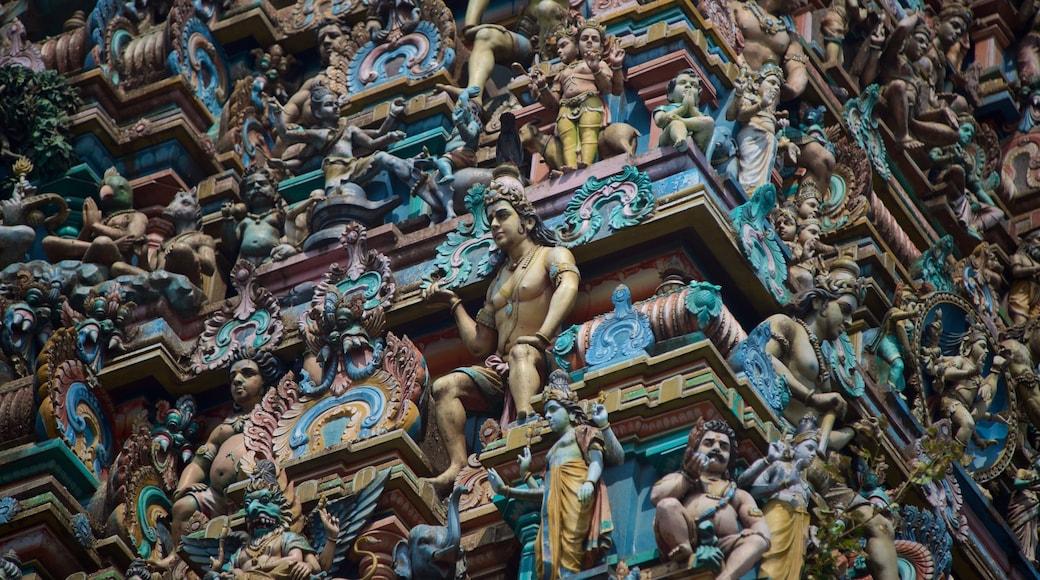 Kapalishvara Temple montrant temple ou lieu de culte et patrimoine architectural